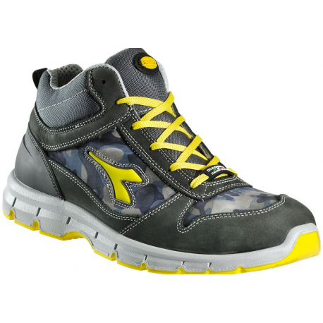 Scarpa Antinfortunistica Diadora Utility RUN HIGH LOW