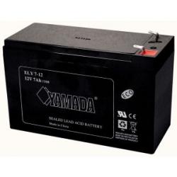 Batteria al Piombo 12V 7 Ah Ricaricabile - Yamada