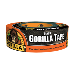 Nastro Americano adesivo superfici irregolari 11m x 48mm - Gorilla Tape