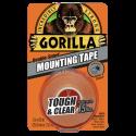 Nastro biadesivo trasparente Heavy Duty - Gorilla