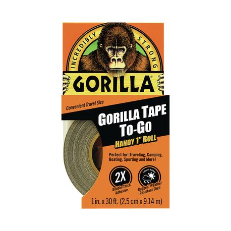 Nastro adesivo superfici irregolari 9,4 m x 25 mm - Gorilla Tape