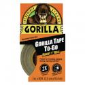 Nastro Americano adesivo superfici irregolari 9,14m x 25mm - Gorilla Tape