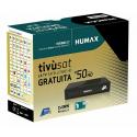 HUMAX Tivumax LT Ricevitore Satellitare HD-3800S2 - Nero