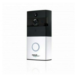 MACH POWER TELECAMERA VIDEO CAMPANELLO 2MP WIFI (SM-BDBW2M-002)