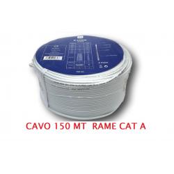 BOBINA CAVO SAT/TV 5 mm DCV 500 EK 150 MT