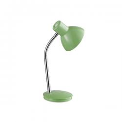 PERENZ LAMPADA DA TAVOLO FLESSIBILE E14 40W VERDE