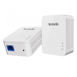 KIT POWERLINE NANO DUAL GIGABIT AV1000 ESTENSORE TENDA