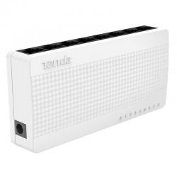 Switch Tenda S108-Mini 8 Porte 10/100 Mbps