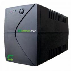 GRUPPO CONTINUITA' UPS 750VA ELSIST TV ROUTER ALLARME CONSOLE PSX HOME 750 NAICO