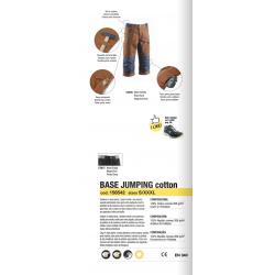 Pantaloni da lavoro Diadora Utility BASE JUMPING Marrone/Blu 158542 C4649