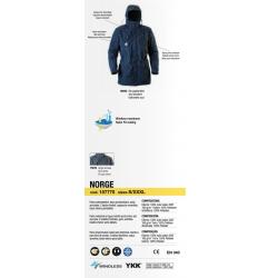 Diadora Utility Giacca da lavoro NORGE Blu Gagliardetto 157770 60030