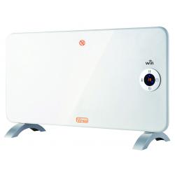 Pannello riscaldante fibroceramica 1000W Vinco - EcoQuadro Lux Smart WiFi 70403