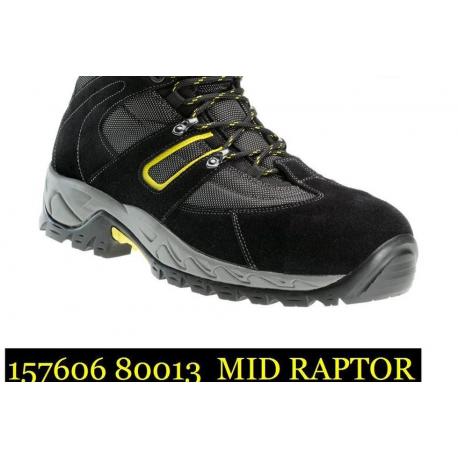 Scarpe Antinfortunistiche Diadora Utility TREKKING MID RAPTOR S3 HRO-SRC NERO