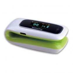 Pulsossimetro Saturimetro digitale SONOSAT-F BLUETOOTH 4.0 RICARICA USB