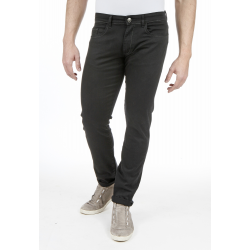 Pantaloni Jeans Fibreflex® vestibilità straight fit Nero Rica Lewis WORK9