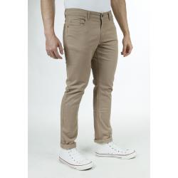 Pantaloni Jeans Fibreflex® vestibilità straight fit SABBIA Rica Lewis WORK10