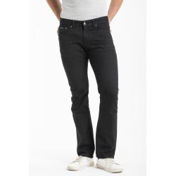 Pantaloni Jeans 100% cotone bio vestibilità regular Nero Rica Lewis WORK7