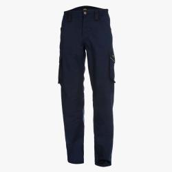 Pantaloni da lavoro Diadora Utility STAFF ISO 13688:2013 BLU CLASSICO 160301