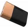 Powerbank 10050 mAh Duracell Caricatore Esterno Rapido Smartphone Tablet