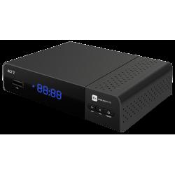 Decoder DTT DVB-T/T2 H265 RCT2 180009 EKSELANS HEVC 10bit usb 2.0 HDMI Scart