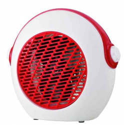 TERMOVENTILATORE Caldo bagno 2000W termostato BUDDY ER022 LUCEQUADRA