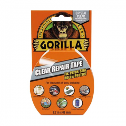 Nastro adesivo trasparente Clear Repair - Gorilla Trasparente 8,2m x 48mm