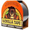 Nastro Americano adesivo superfici irregolari 32m x 48mm - Gorilla Tape Nero