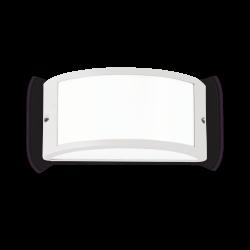 Applique da esterno Rex-1 AP1 antracite Ideal Lux Bianco