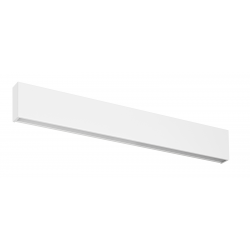LINEALIGHT 8774 BOX APPLIQUE LED A MURO BIANCA 28W 3000K 3390 Lumen MODERNA