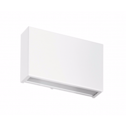 LINEALIGHT 8770 BOX APPLIQUE LED MODERNA SQUADRATA 6W 3000K 561lm BIANCA
