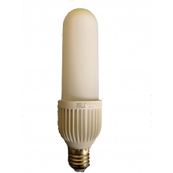 LAMPADINA LED TUBOLARE IPERLUX 18W 127W E27 1570lm LUCE CALDA