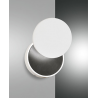 FABAS LUCE 3452-21-102 LAMPADA PARETE LED ARA BIANCA CON PULSANTE 12W 1080lm