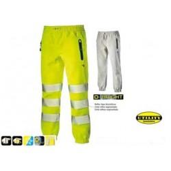 Pantalone Elevata Visibilità Diadora - Sweat Pant HV