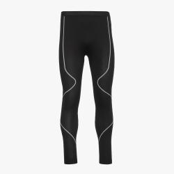PANT SOUL Diadora Utility abbigliamento tecnico pantalone termico nero