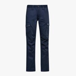 Pantaloni da lavoro Diadora Utility PANT STAFF STRETCH CARGO BLU 177649 60062