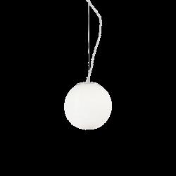 Ideal Lux mod. MAPA SP1 D30 BIANCO Lampada A Sospensione 1 Luce 009087