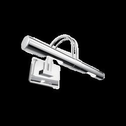 Ideal Lux mod. CICO AP2 CROMO Lampada Da Parete 2 Luci 014432