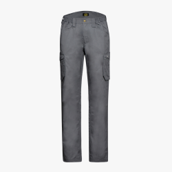 Pantaloni da lavoro Diadora Utility PANT STAFF LIGHT CARGO GRIGIO 176213 75070