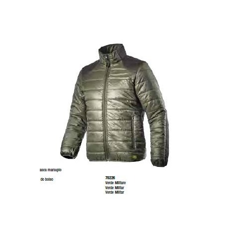 Giacca Imbottita Diadora - Light Jacket Mesh