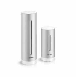 NETATMO STAZIONE METEO Weather Station Temperatura CO2 Umidità iOS Android Alexa