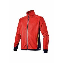Giacca Tecnica Diadora - Sweat Fz Trail