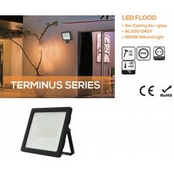 Proiettore led flood 200W 16000 lumen 4000K luce naturale IP65 Lumitek LFG200