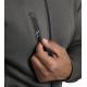 Diadora Utility Felpa da lavoro SWEATSHIRT FZ LITEWORK Grigio 175943 75070