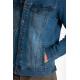 Giubbotto di jeans STANT denim stretch Fibreflex vestibilità Slim Rica Lewis