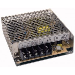 Alimentatore Switch 50W 12V 1out Slim