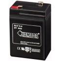 Batteria al Piombo 6V 4Ah Ricaricabile - Yamada