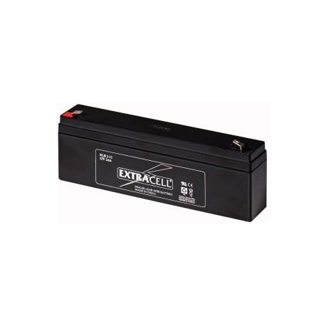Batteria al Piombo 12V 2 Ah Ricaricabile - Extracell