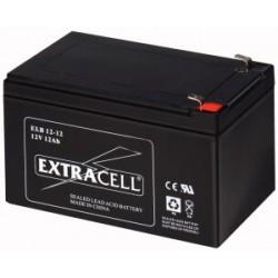Batteria al Piombo 12V 12 Ah Ricaricabile - Extracell