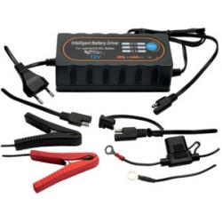 Caricabatteria Intelligente 12V per auto/moto 4A